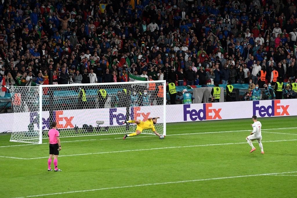 Hạ Tây Ban Nha trên chấm luân lưu, Italy vào chung kết Euro 2020 - Ảnh 10.