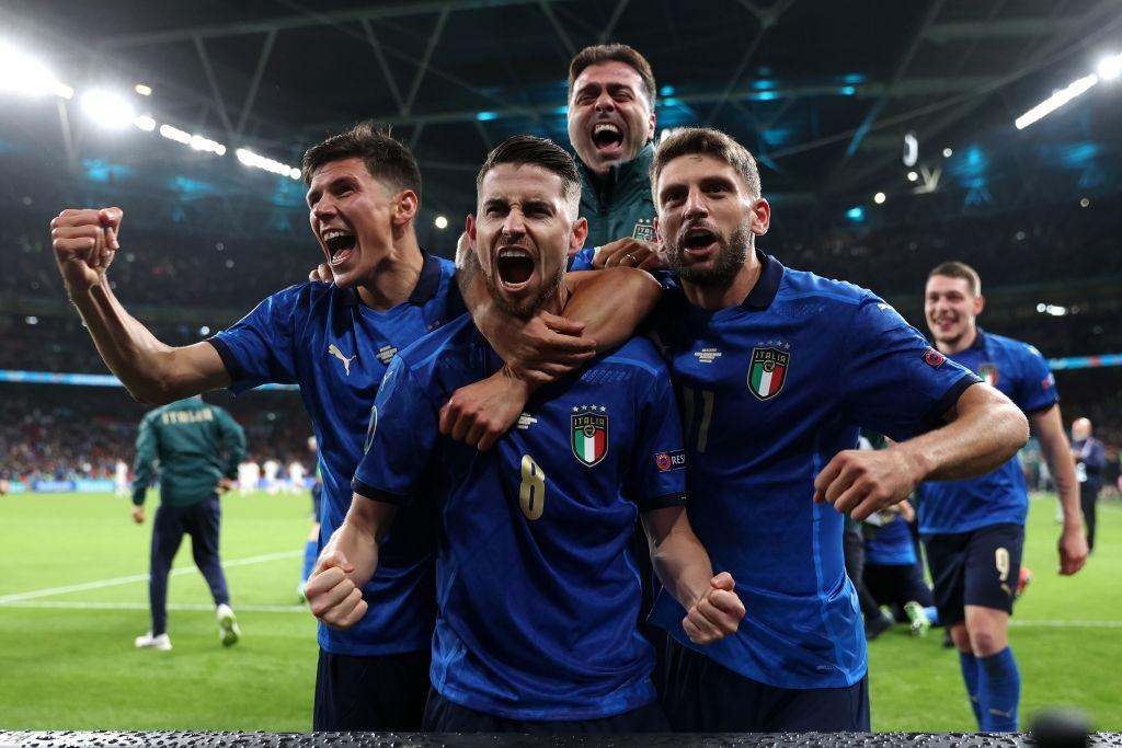 Hạ Tây Ban Nha trên chấm luân lưu, Italy vào chung kết Euro 2020 - Ảnh 11.