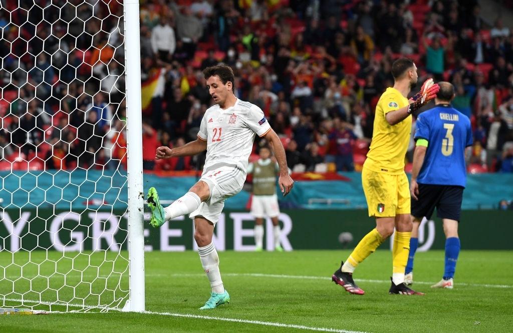 Hạ Tây Ban Nha trên chấm luân lưu, Italy vào chung kết Euro 2020 - Ảnh 3.