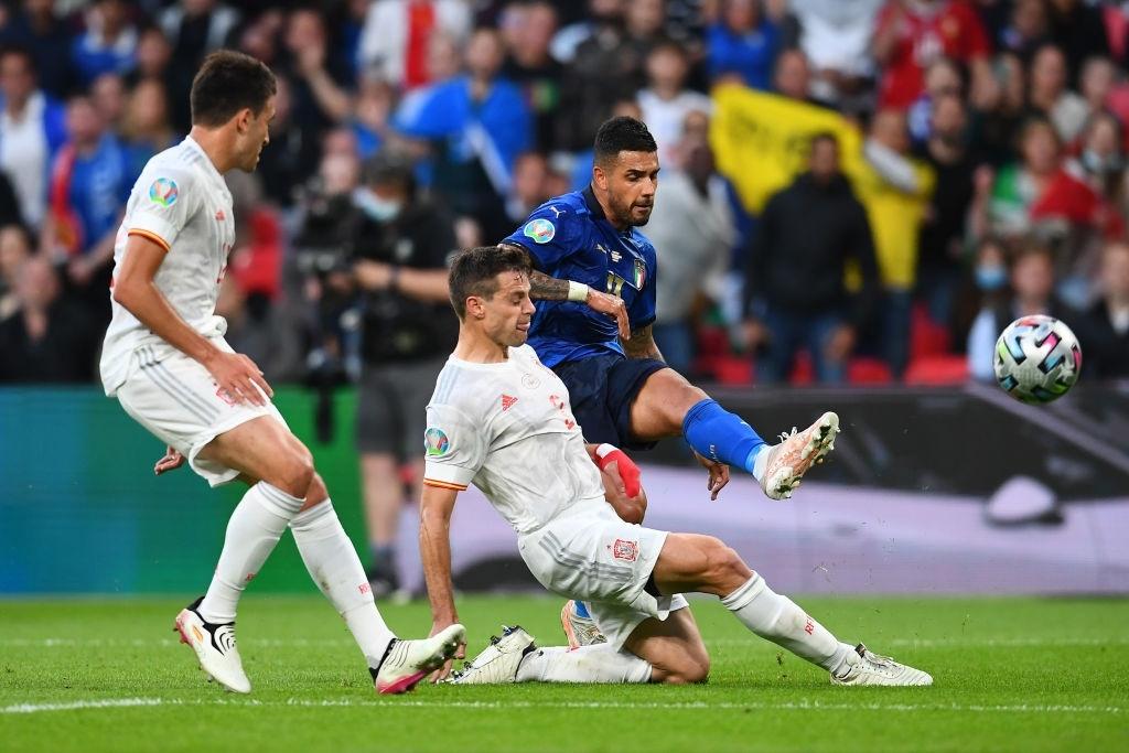 Hạ Tây Ban Nha trên chấm luân lưu, Italy vào chung kết Euro 2020 - Ảnh 4.