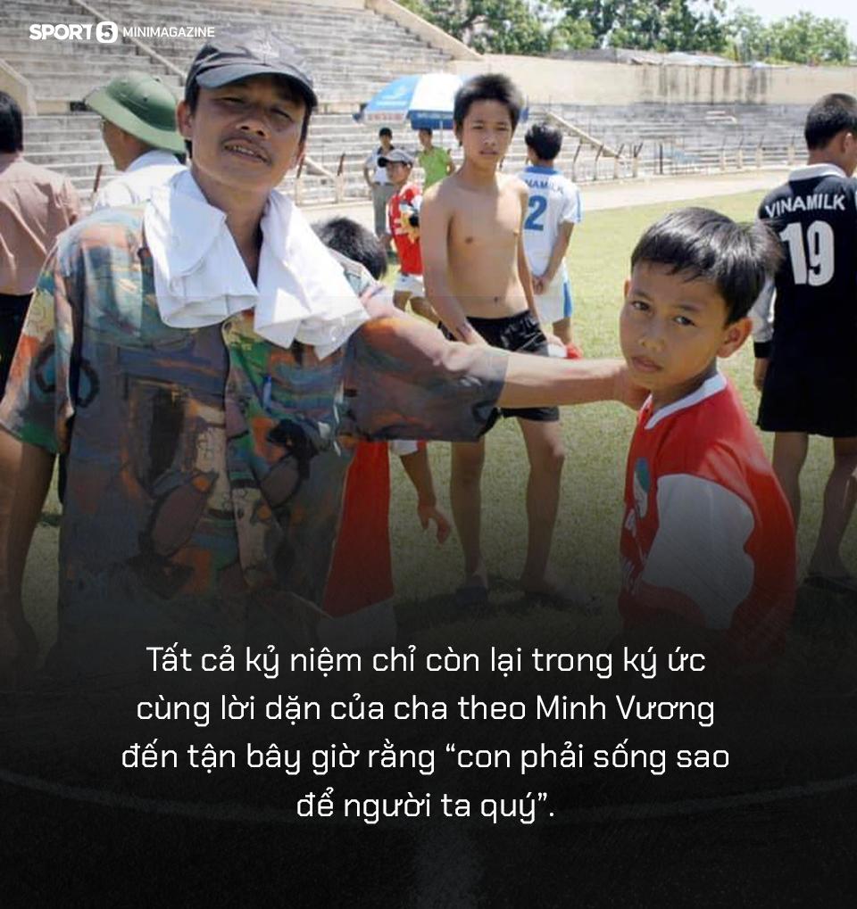 """Trần Minh Vương: Từ chàng trai dùng cả thanh xuân để trụ hạng đến """"người hùng"""" trong lòng người hâm mộ - Ảnh 1."""