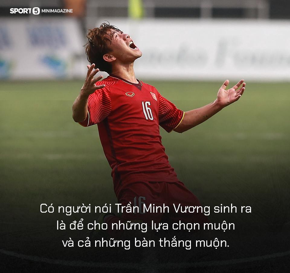 """Trần Minh Vương: Từ chàng trai dùng cả thanh xuân để trụ hạng đến """"người hùng"""" trong lòng người hâm mộ - Ảnh 3."""