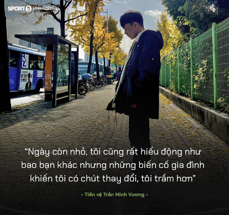 """Trần Minh Vương: Từ chàng trai dùng cả thanh xuân để trụ hạng đến """"người hùng"""" trong lòng người hâm mộ - Ảnh 5."""