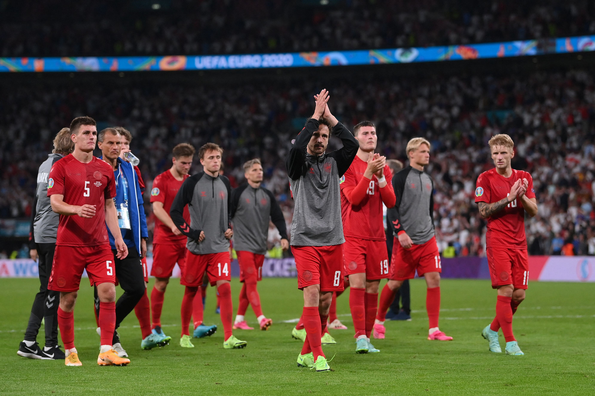 Cám ơn, Đan Mạch vì câu chuyện cổ tích thật đẹp tại Euro 2020 - Ảnh 5.