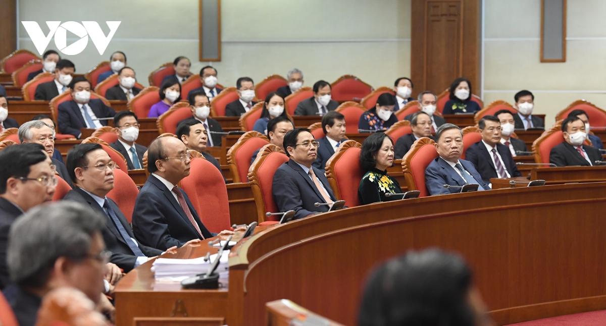 Toàn văn phát biểu bế mạc Hội nghị Trung ương 3 của Tổng Bí thư Nguyễn Phú Trọng - Ảnh 2.