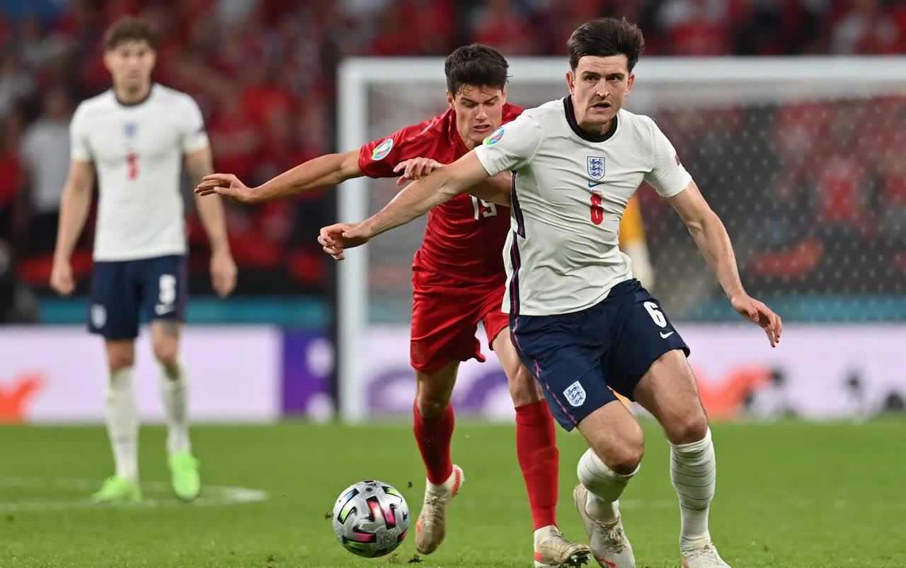 Chấm điểm cầu thủ Anh vs Đan Mạch: Maguire và Sterling tỏa sáng rực rỡ - Ảnh 4.