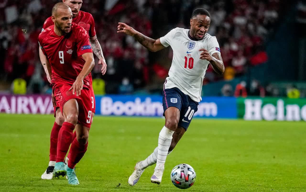 Chấm điểm cầu thủ Anh vs Đan Mạch: Maguire và Sterling tỏa sáng rực rỡ - Ảnh 10.