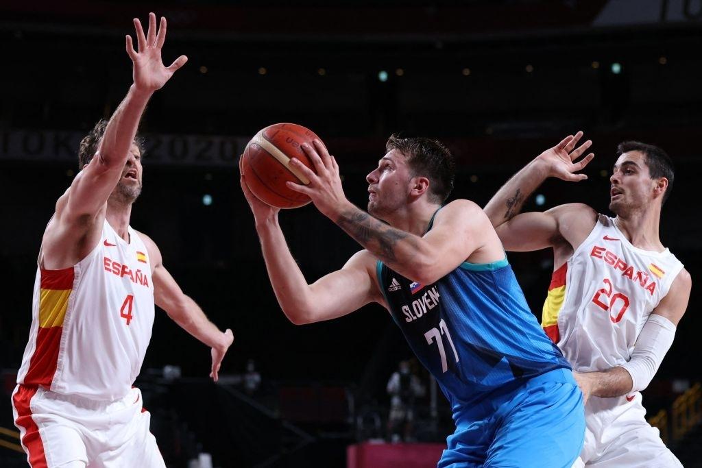 Kết quả bóng rổ Olympic Tokyo 2020 ngày 1/8: Luka Doncic dẫn dắt Slovenia tiến bước, Nhật Bản rời cuộc chơi - Ảnh 2.