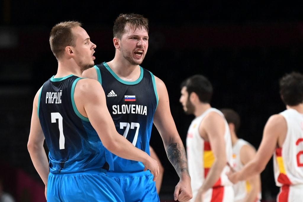 Kết quả bóng rổ Olympic Tokyo 2020 ngày 1/8: Luka Doncic dẫn dắt Slovenia tiến bước, Nhật Bản rời cuộc chơi - Ảnh 1.