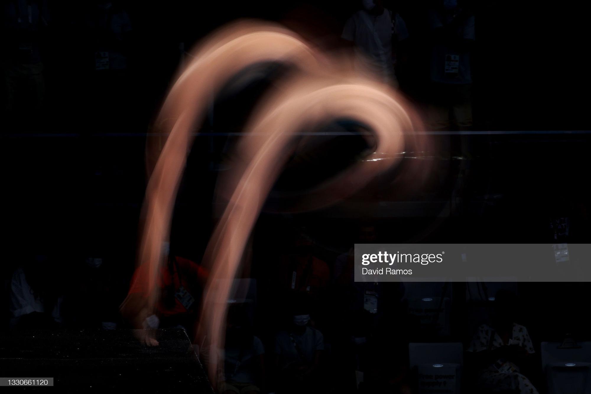 Những góc ảnh đẹp ngỡ ngàng ở Olympic Tokyo 2020 - Ảnh 10.
