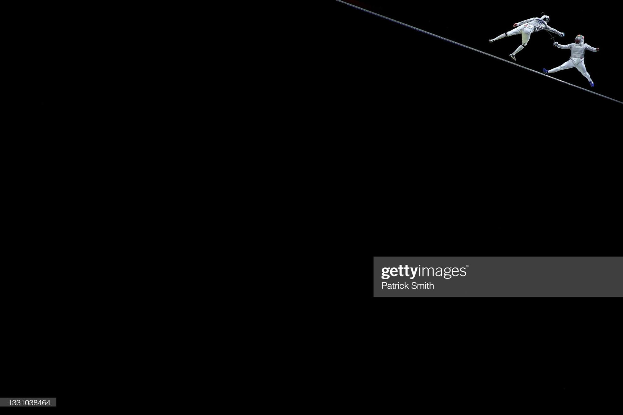Những góc ảnh đẹp ngỡ ngàng ở Olympic Tokyo 2020 - Ảnh 11.