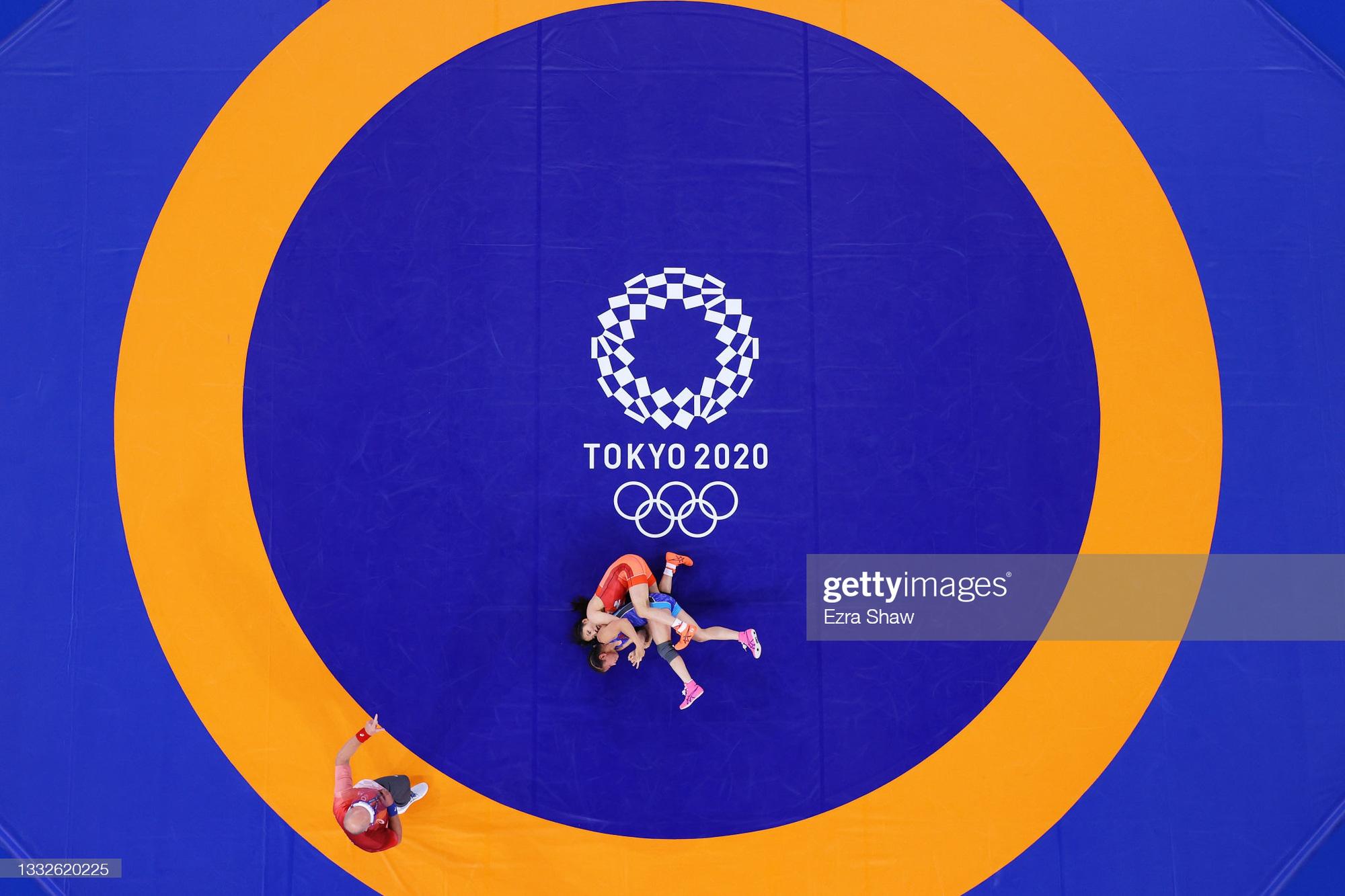Những góc ảnh đẹp ngỡ ngàng ở Olympic Tokyo 2020 - Ảnh 12.