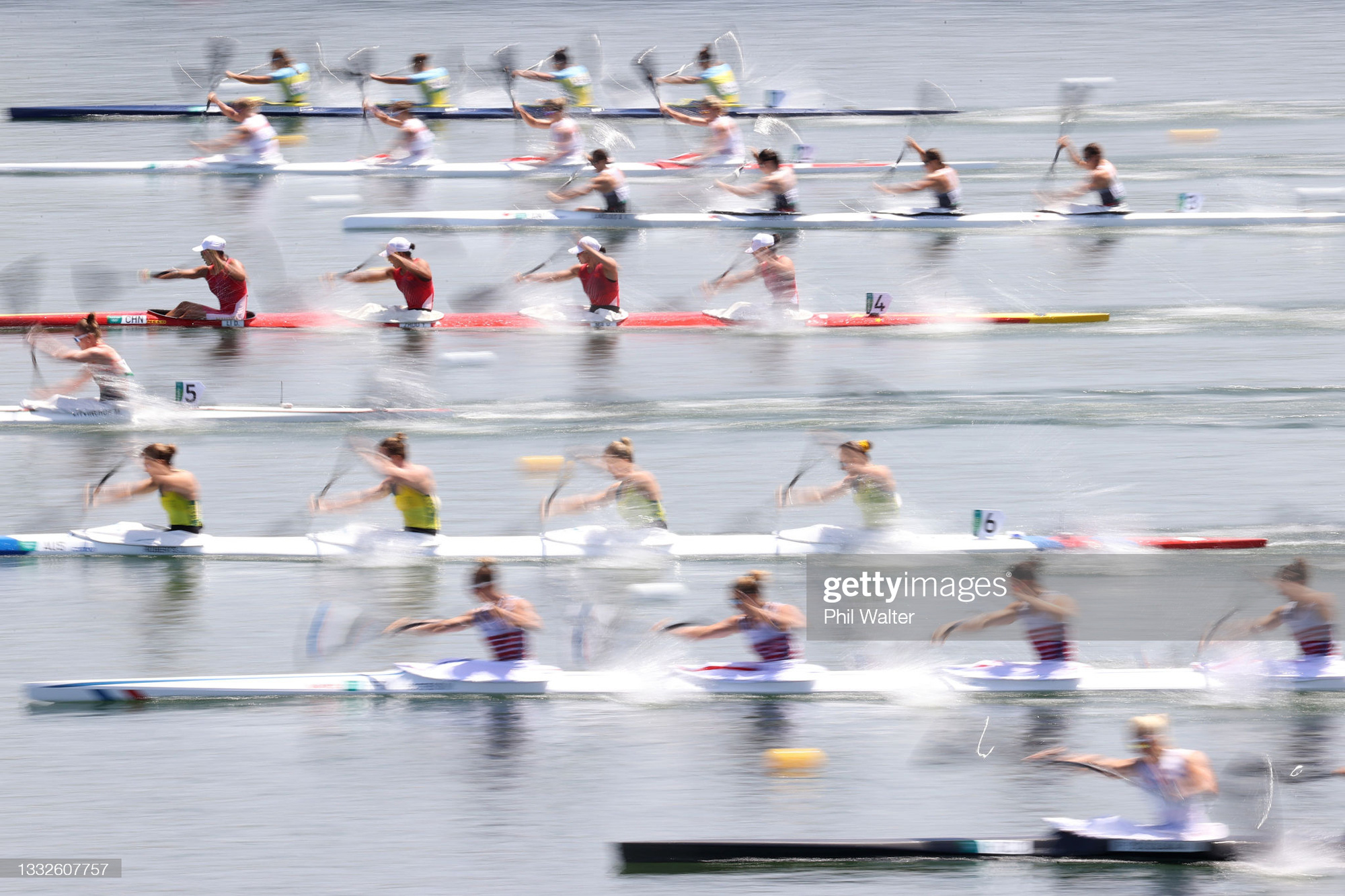 Những góc ảnh đẹp ngỡ ngàng ở Olympic Tokyo 2020 - Ảnh 13.