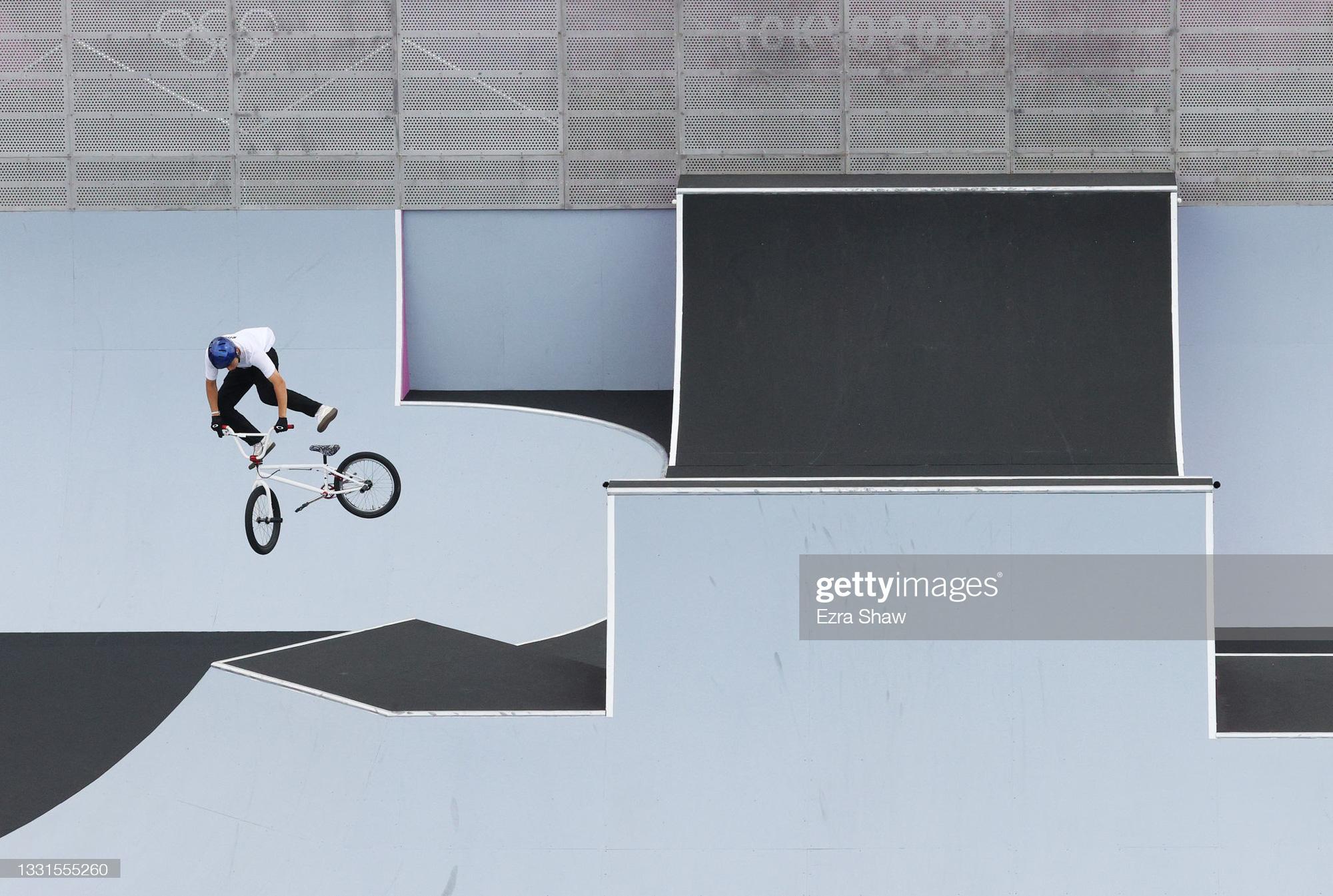 Những góc ảnh đẹp ngỡ ngàng ở Olympic Tokyo 2020 - Ảnh 16.