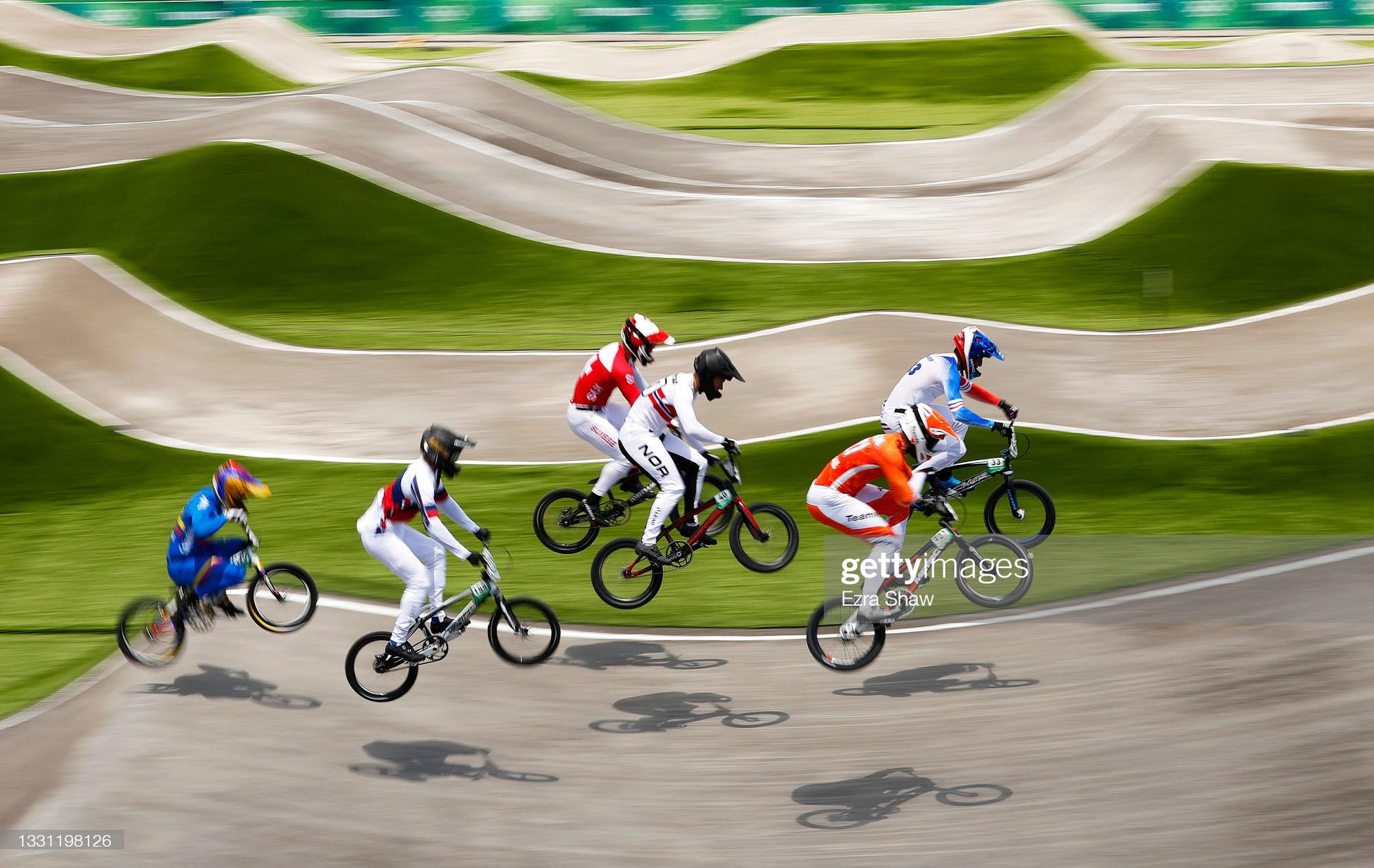 Những góc ảnh đẹp ngỡ ngàng ở Olympic Tokyo 2020 - Ảnh 17.