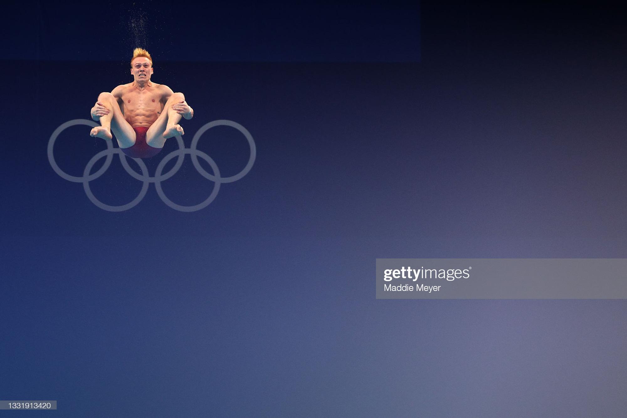 Những góc ảnh đẹp ngỡ ngàng ở Olympic Tokyo 2020 - Ảnh 2.