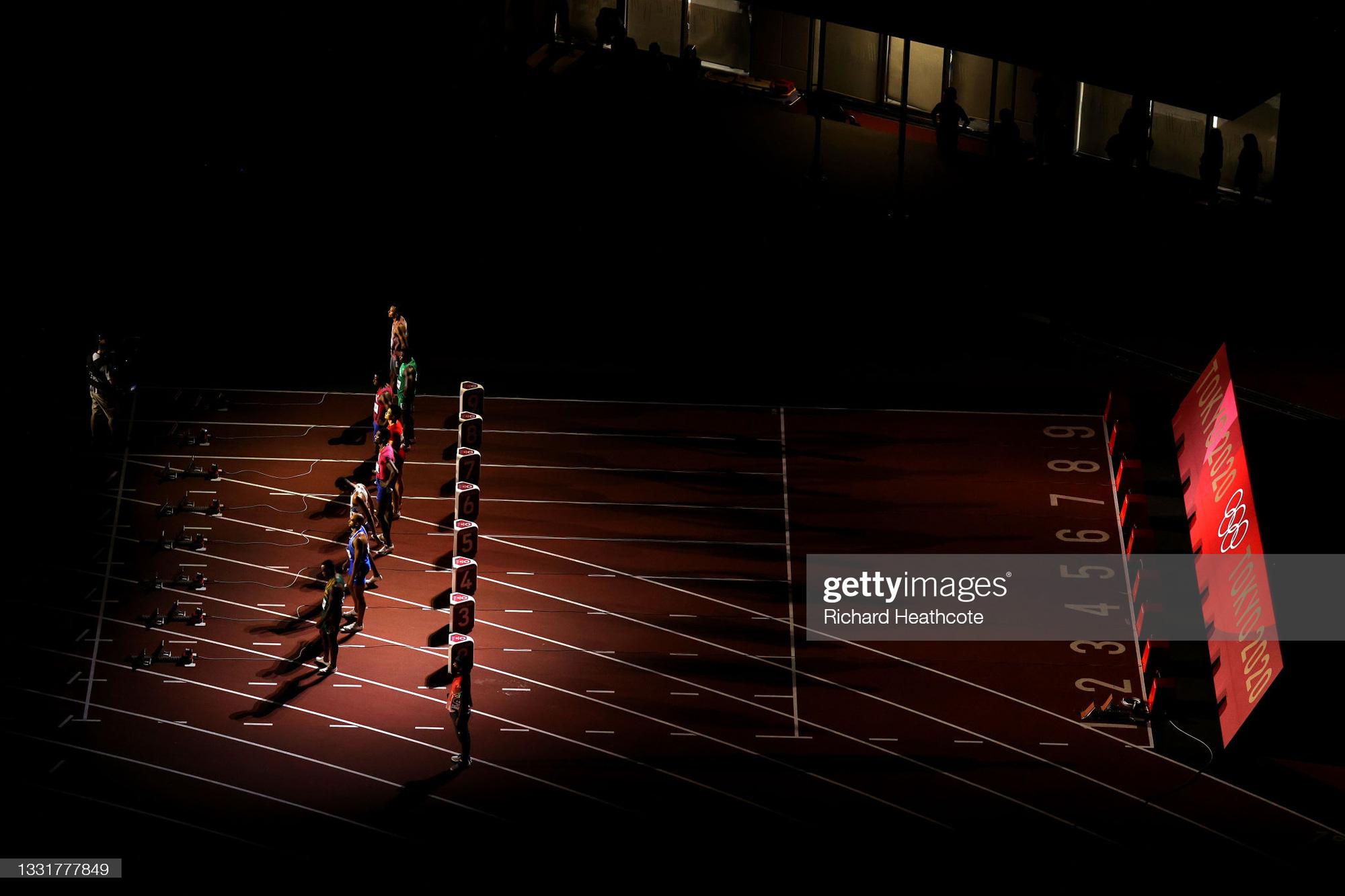 Những góc ảnh đẹp ngỡ ngàng ở Olympic Tokyo 2020 - Ảnh 21.