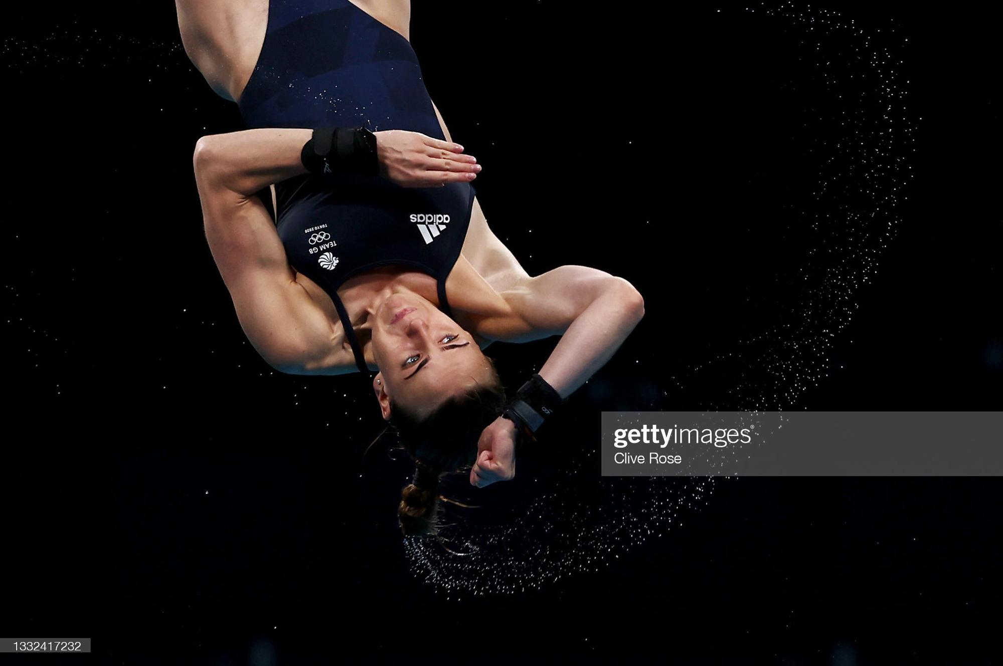 Những góc ảnh đẹp ngỡ ngàng ở Olympic Tokyo 2020 - Ảnh 25.
