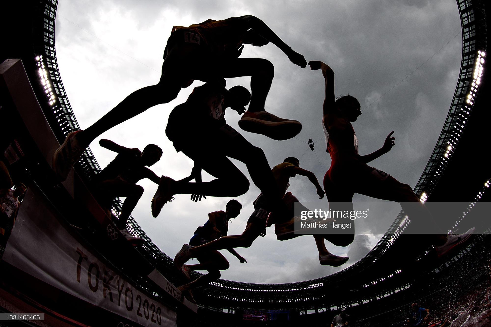 Những góc ảnh đẹp ngỡ ngàng ở Olympic Tokyo 2020 - Ảnh 27.