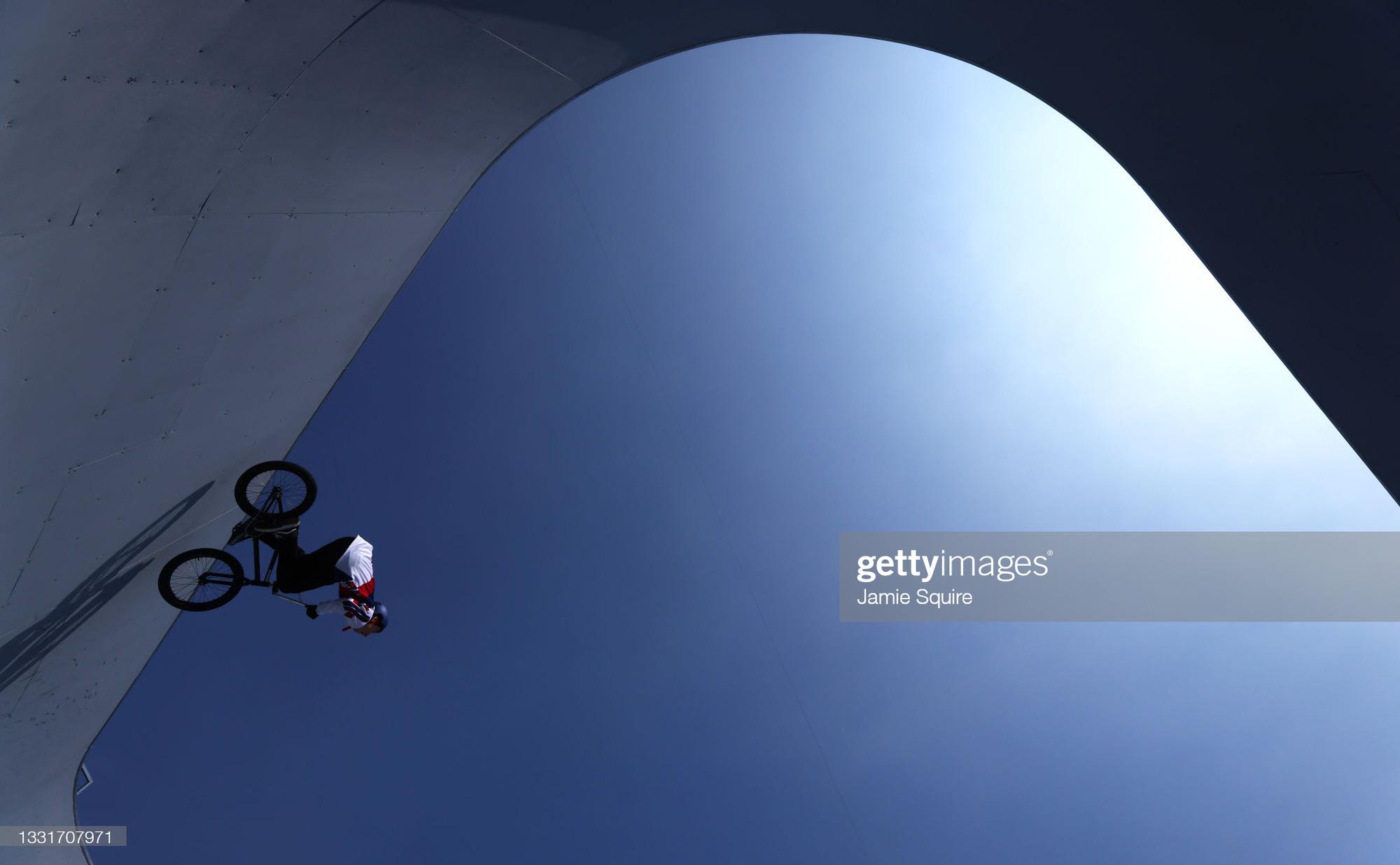 Những góc ảnh đẹp ngỡ ngàng ở Olympic Tokyo 2020 - Ảnh 4.