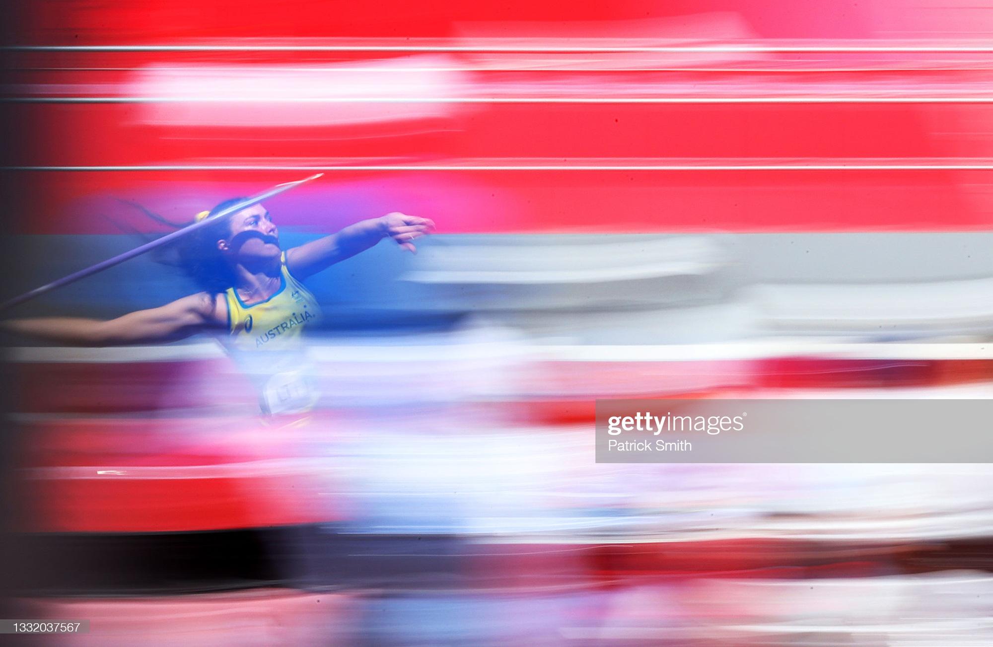 Những góc ảnh đẹp ngỡ ngàng ở Olympic Tokyo 2020 - Ảnh 5.