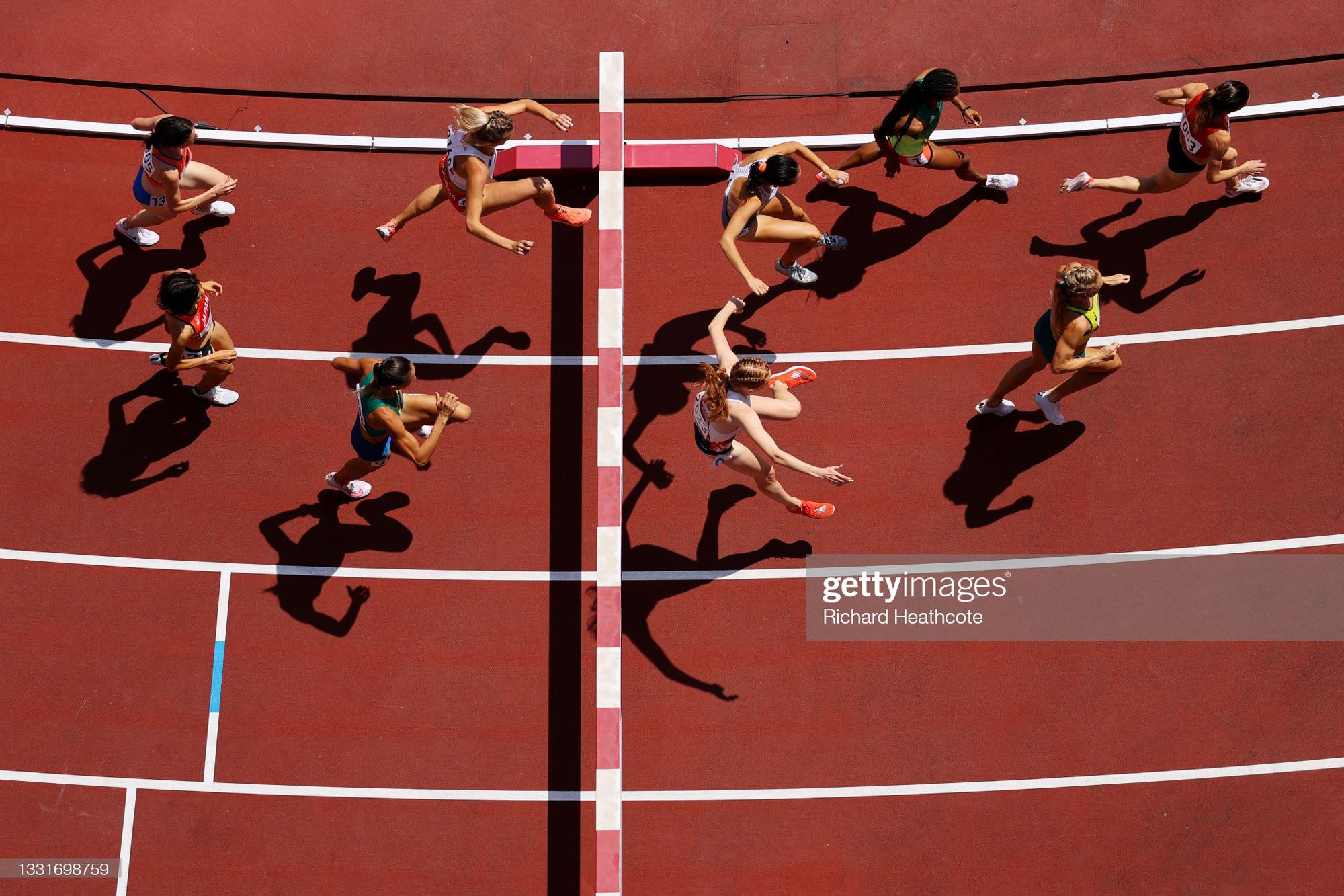 Những góc ảnh đẹp ngỡ ngàng ở Olympic Tokyo 2020 - Ảnh 7.