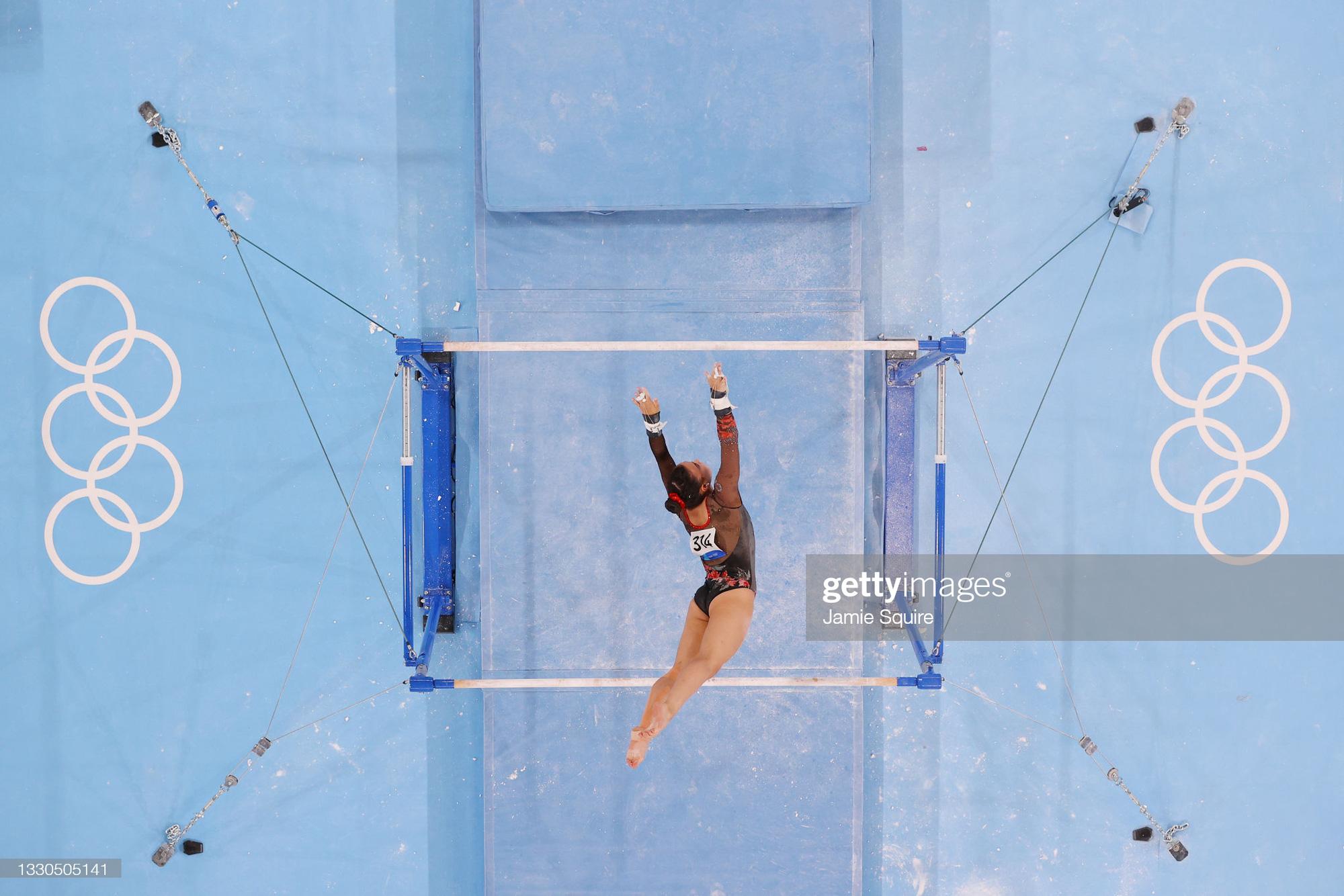 Những góc ảnh đẹp ngỡ ngàng ở Olympic Tokyo 2020 - Ảnh 9.