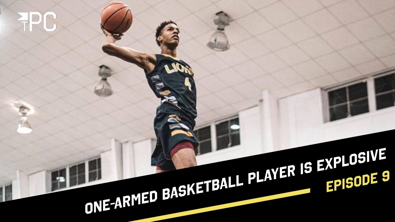 Tài năng trẻ tật nguyền Hansel Emmanuel nhận học bổng đại học để thi đấu tại NCAA - Ảnh 2.