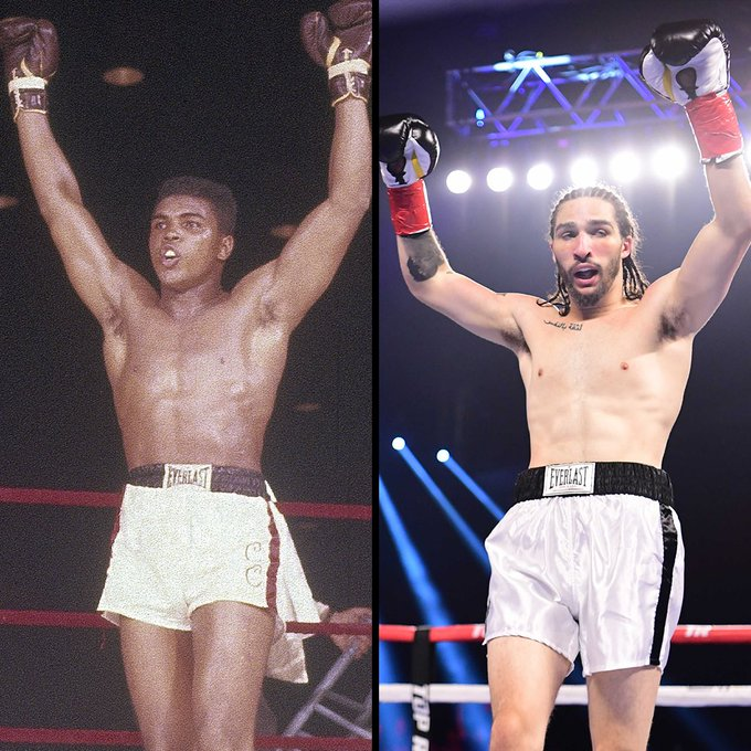 Nico Ali and the most special debut in the boxing village - Photo 4.