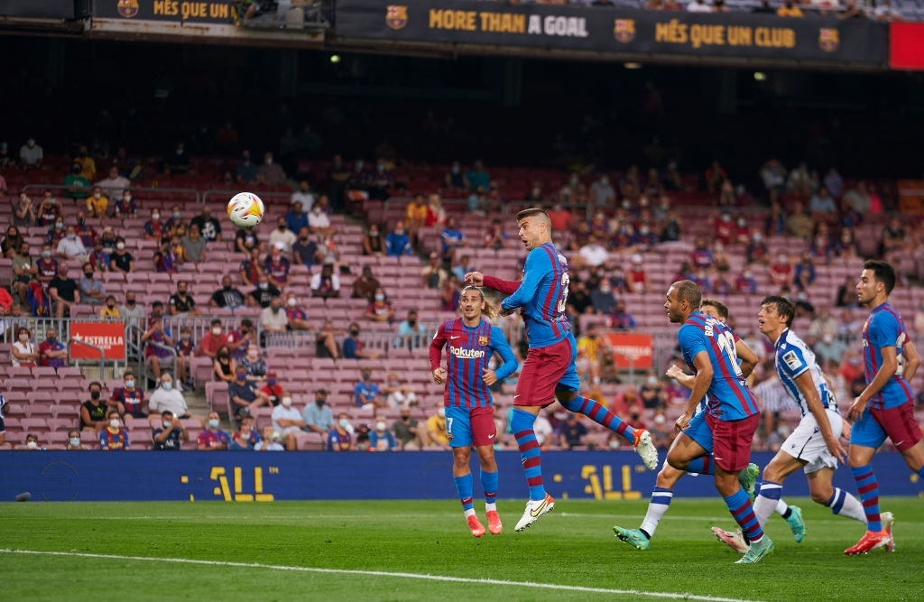 Without Messi, Barca still won