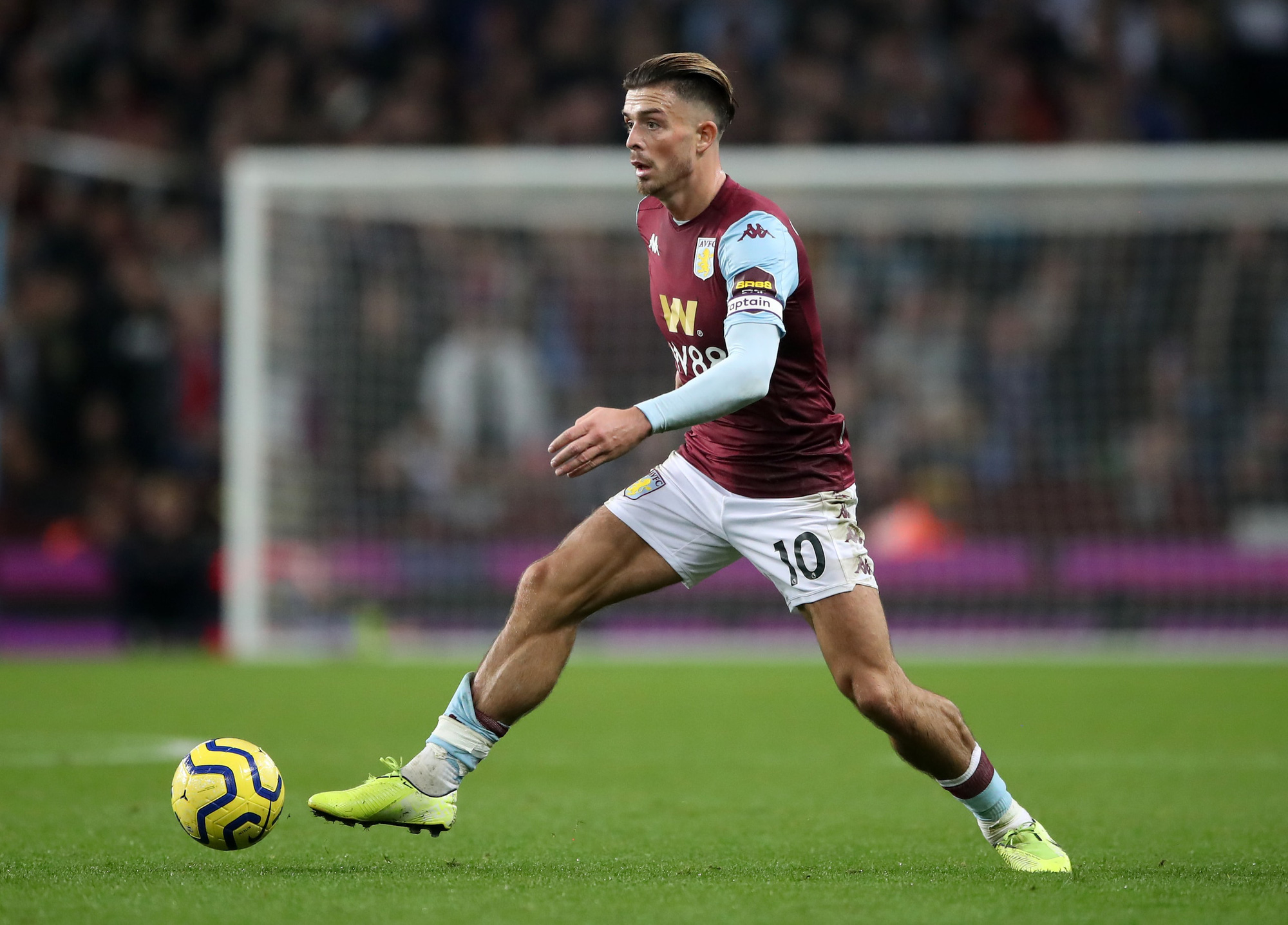 Jack Grealish - the player with the biggest calves in the football world - Photo 1.