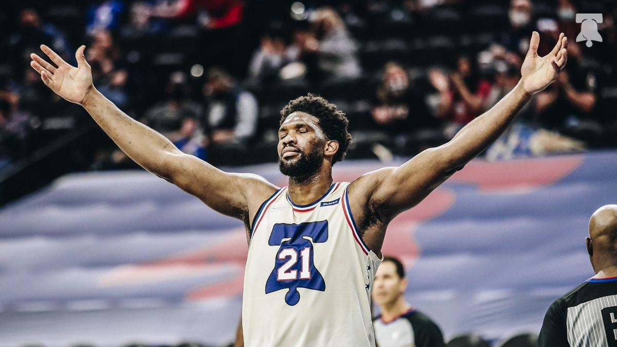 """Philadelphia 76ers trói chân Joel Embiid bằng bản hợp đồng """"siêu tối đa"""" - Ảnh 2."""