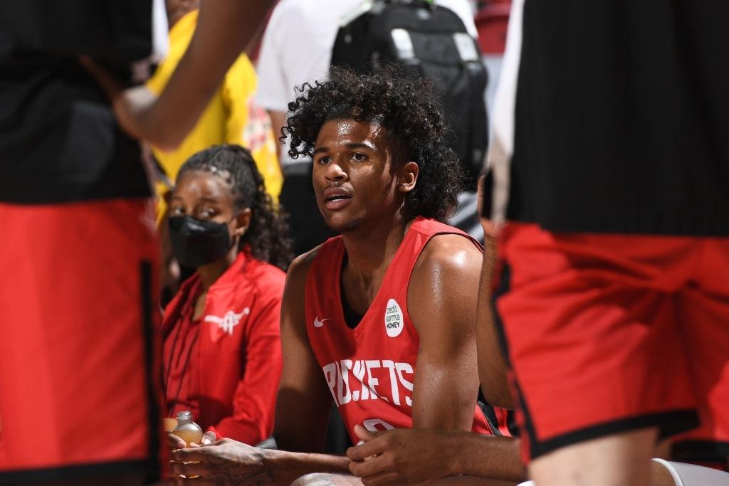 Bỏ lỡ cơ hội trở thành No. 1 Pick, tân binh Houston Rockets công khai khiêu chiến với Detroit Piston - Ảnh 2.