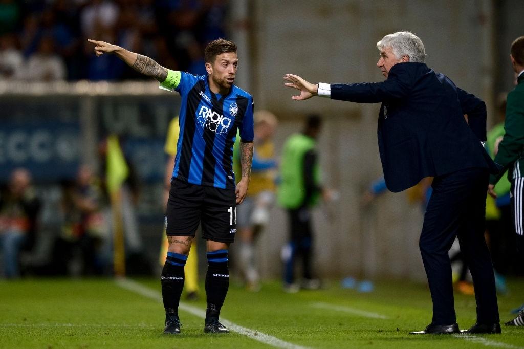 Gomez and coach Gasperini began to clash in the Champions League