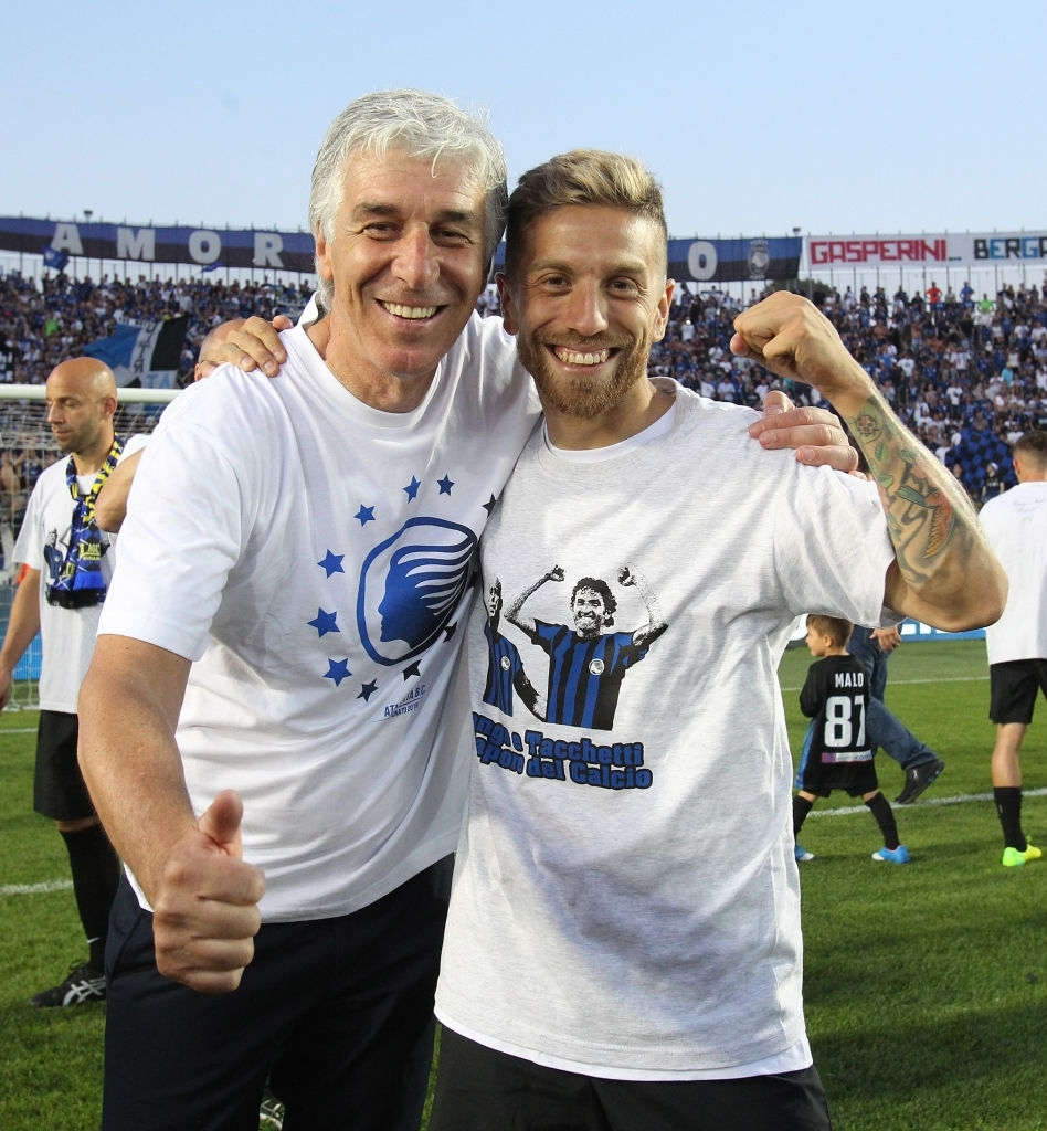 The relationship between Gasperini and Papu Gomez deteriorated rapidly