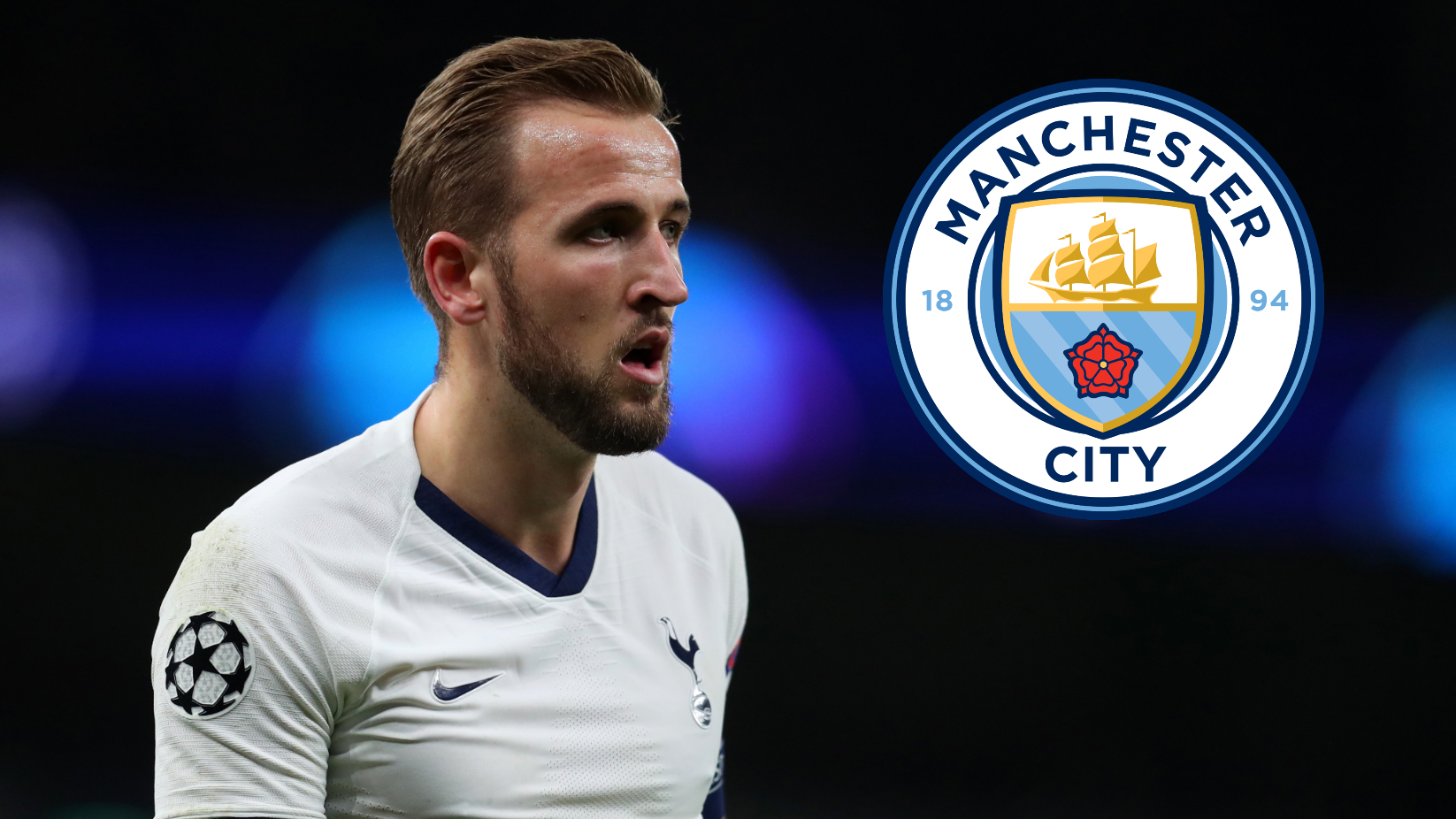 Harry Kane is angry because the President of Tottenham betrayed his promise to let him join Man City - Photo 1.