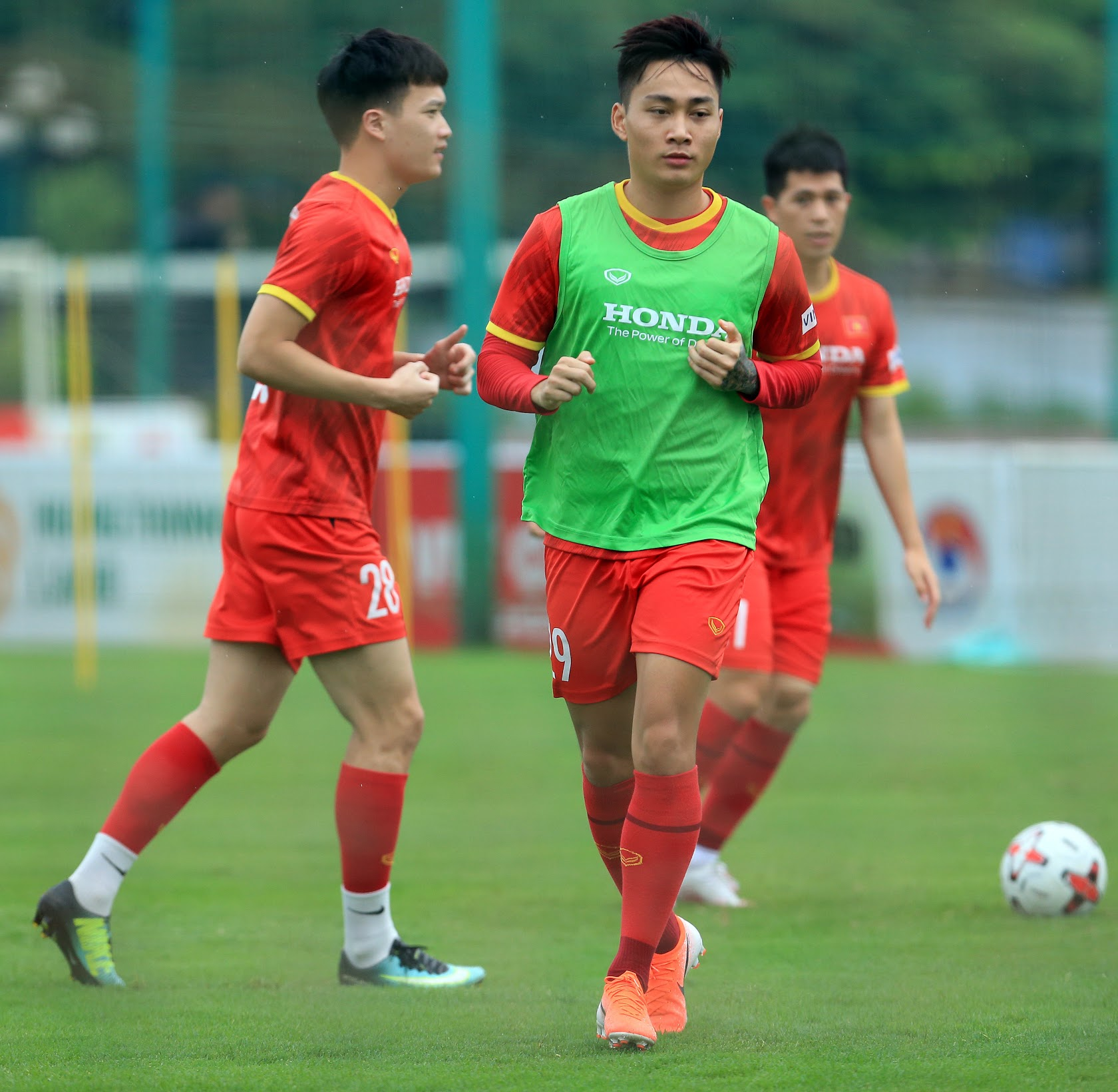Scoring for Vietnam, Ho Tuan Tai has many opportunities to go to Saudi Arabia to participate in the third qualifying round of the World Cup - Photo 1.