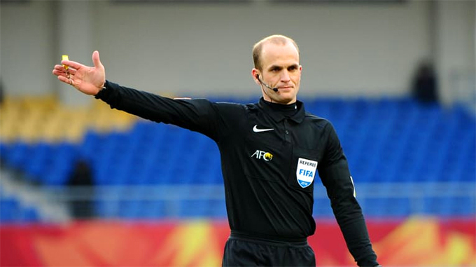 Revealing the identity of the VAR team controlling the match between Saudi Arabia and Vietnam - Photo 1.
