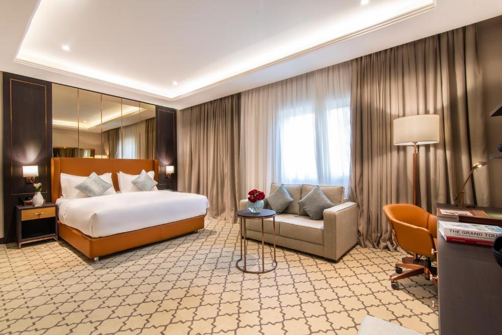 Đội tuyển Việt Nam ở khách sạn 4 sao tại Saudi Arabia, cách địa điểm thi đấu 7 phút đi ô tô - Ảnh 6.