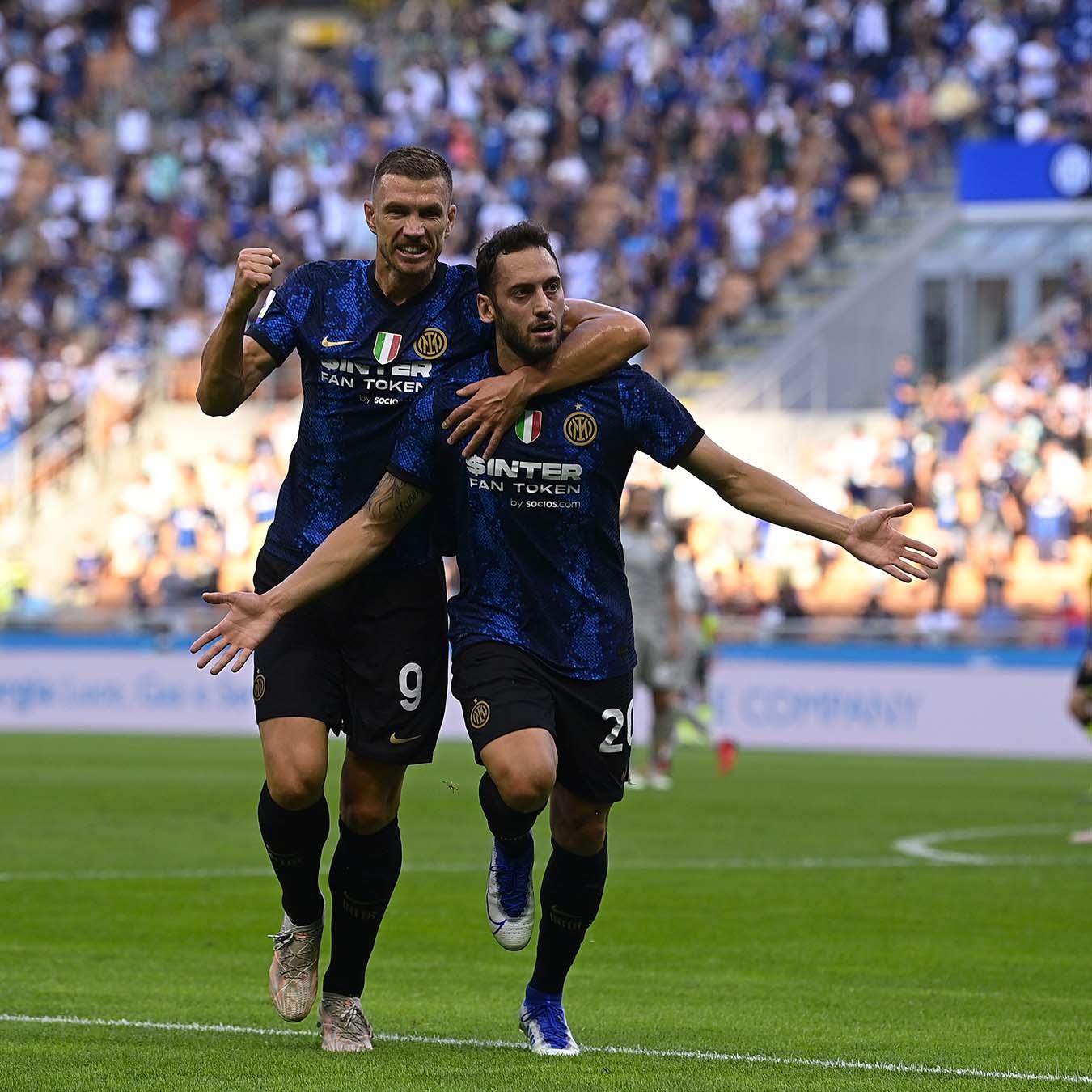 Bright rookie, Inter Milan