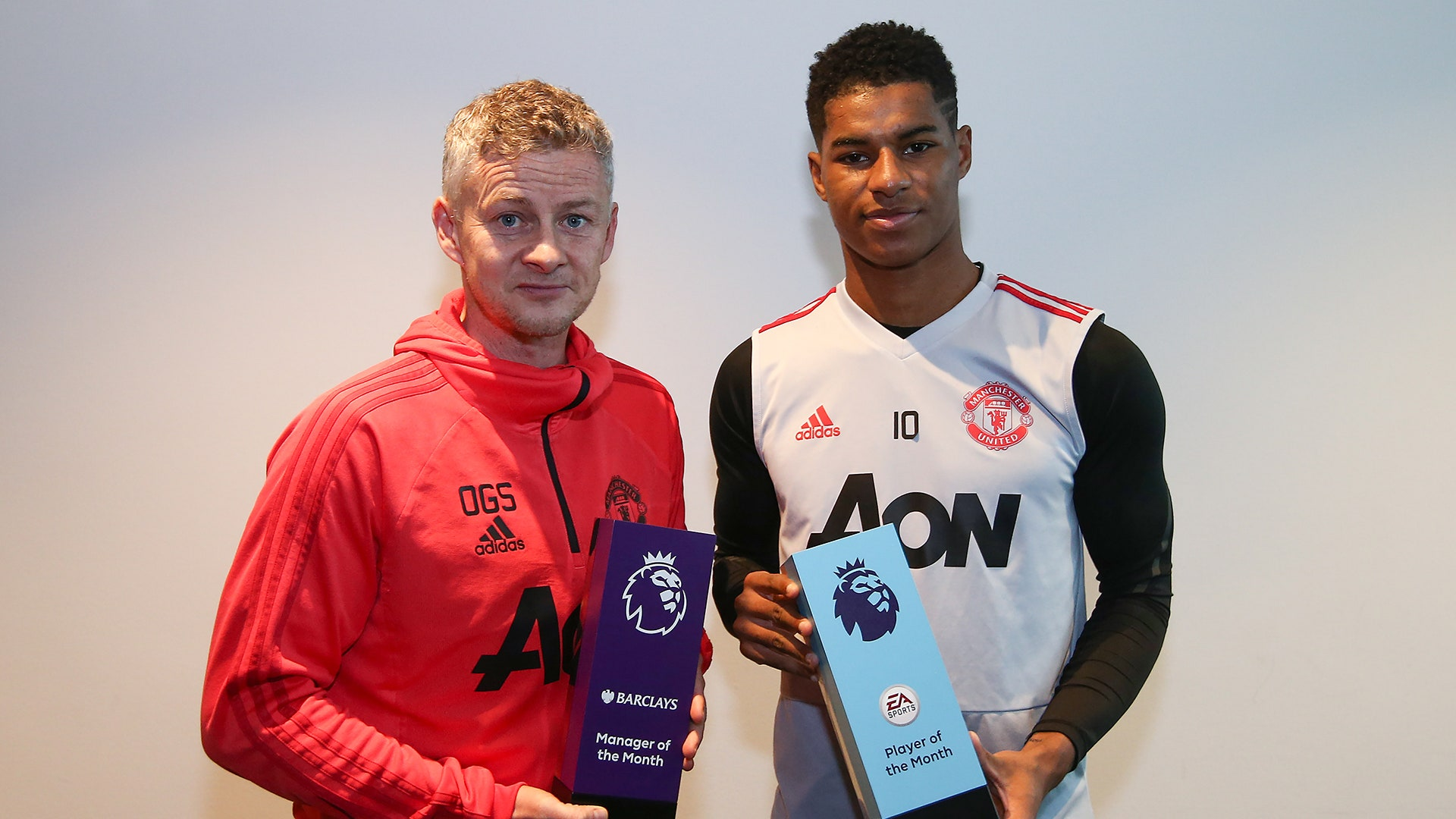 Mourinho borrowed Rashford to whirl Solskjaer - Photo 2.
