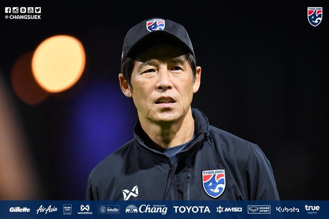 HLV Nhật Bản viết tâm thư chia tay, lý giải thất bại cùng đội tuyển Thái Lan - Ảnh 1.