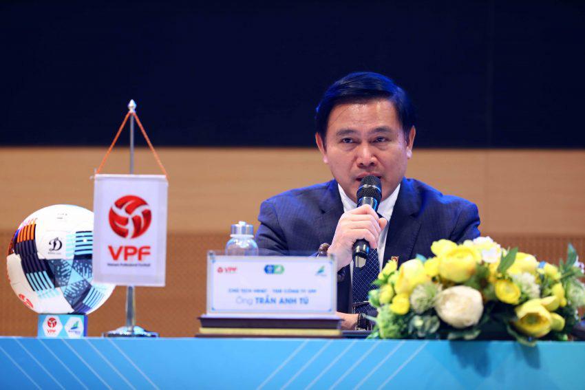 5 CLB đòi thay lãnh đạo VPF ở cuộc họp bàn huỷ V.League 2021 chiều 24/8  - Ảnh 4.