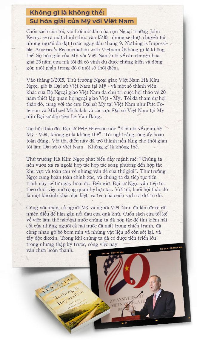 Cựu Đại sứ Mỹ Ted Osius: Thăm Việt Nam, bà Harris có thể tìm thấy nguồn cảm hứng từ Bà Trưng, Bà Triệu - Ảnh 4.