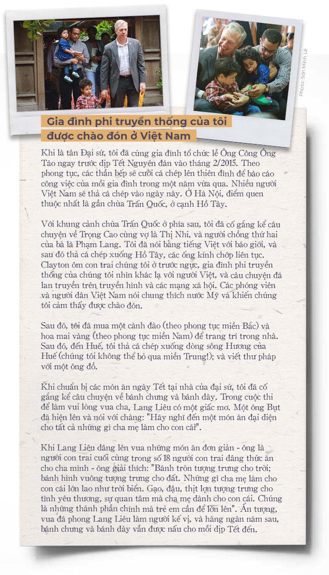 Cựu Đại sứ Mỹ Ted Osius: Thăm Việt Nam, bà Harris có thể tìm thấy nguồn cảm hứng từ Bà Trưng, Bà Triệu - Ảnh 10.