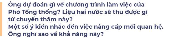 Cựu Đại sứ Mỹ Ted Osius: Thăm Việt Nam, bà Harris có thể tìm thấy nguồn cảm hứng từ Bà Trưng, Bà Triệu - Ảnh 8.