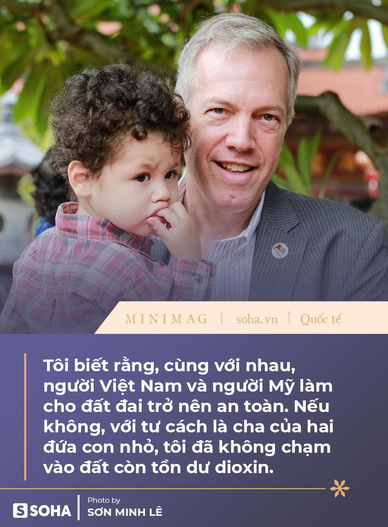 Cựu Đại sứ Mỹ Ted Osius: Thăm Việt Nam, bà Harris có thể tìm thấy nguồn cảm hứng từ Bà Trưng, Bà Triệu - Ảnh 6.