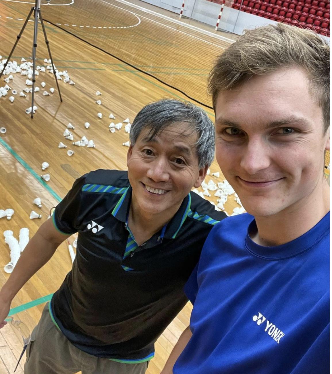 Viktor Axelsen: Chuyện chàng trai vượt nỗi sợ hãi mắc covid 19 để trở thành nhà vô địch Olympic - Ảnh 4.