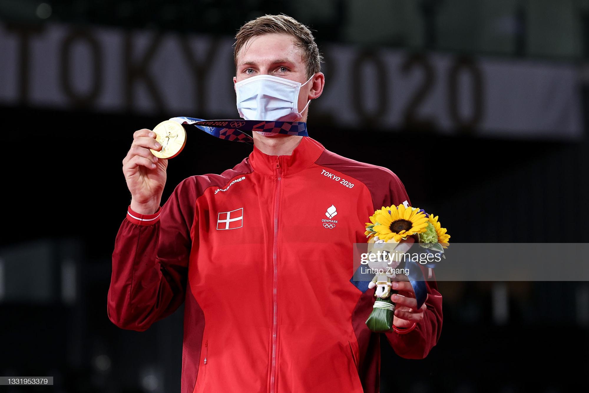Viktor Axelsen: Chuyện chàng trai vượt nỗi sợ hãi mắc covid 19 để trở thành nhà vô địch Olympic - Ảnh 8.