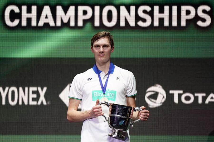 Viktor Axelsen: Chuyện chàng trai vượt nỗi sợ hãi mắc covid 19 để trở thành nhà vô địch Olympic - Ảnh 5.